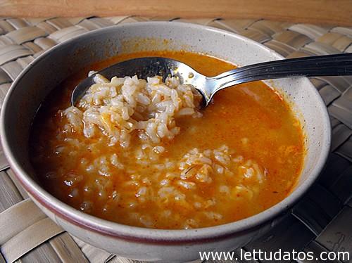 Barna rizses leves « Lét-tudatos táplálkozás